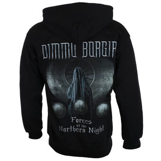 felpa con capuccio uomo Dimmu Borgir - Forces of the northern night - NUCLEAR BLAST, NUCLEAR BLAST, Dimmu Borgir