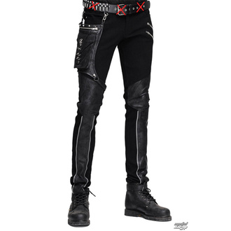 Pantaloni Uomo DEVIL FASHION - GOTHIC ANDRAS, DEVIL FASHION