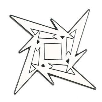 spilla Metallica - Ninja Star, Metallica