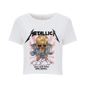 t-shirt metal donna Metallica - Scales - NNM, NNM, Metallica