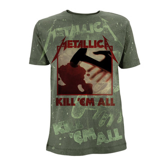 t-shirt metal uomo Metallica - Kill 'Em All - NNM, NNM, Metallica
