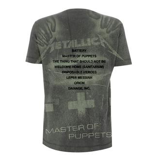 t-shirt metal uomo Metallica - Master Of Puppets - NNM, NNM, Metallica