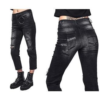 Pantaloni Da donna DISTURBIA - TOTAL BUMMER, DISTURBIA