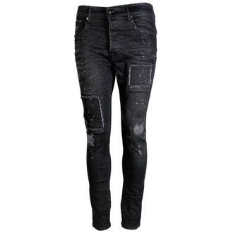 Pantaloni Uomo DISTURBIA - BLEACH, DISTURBIA