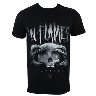 t-shirt metal uomo In Flames - Battles 2 Tone - ROCK OFF, ROCK OFF, In Flames
