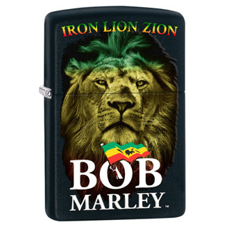 Accendino ZIPPO - BOB MARLEY - NO. 8, ZIPPO, Bob Marley