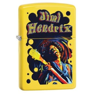 accendino ZIPPO - JIMI HENDRIX - NO. 2, ZIPPO, Jimi Hendrix