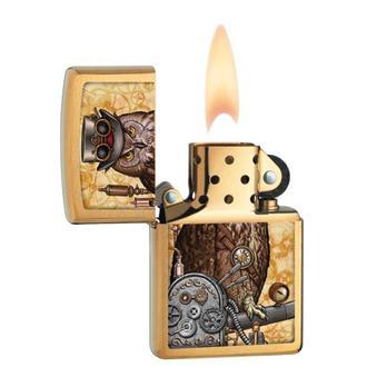 accendino ZIPPO - STEAMPUNK OWL, ZIPPO