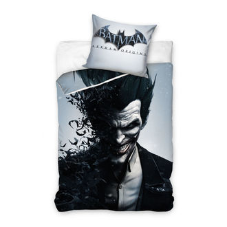 biancheria da letto Batman - Arkham - Burlone