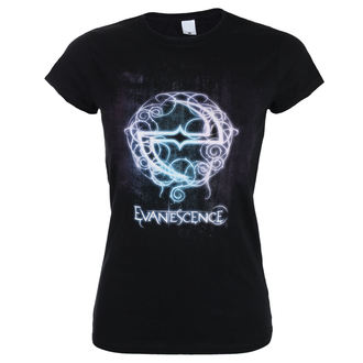 t-shirt metal donna Evanescence - Want - ROCK OFF, ROCK OFF, Evanescence