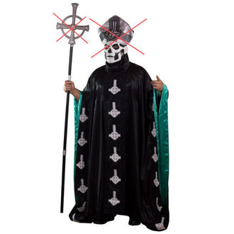 Mantello (costume) Ghost Papa Emerito II, Ghost