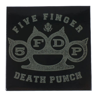 Magnete FIVE FINGER DEATH PUNCH - ROCK OFF, ROCK OFF, Five Finger Death Punch