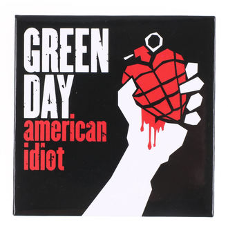 magnete GREEN DAY - ROCK OFF, ROCK OFF, Green Day