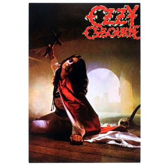 Cartolina Ozzy Osbourne - ROCK OFF, ROCK OFF, Ozzy Osbourne