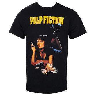 t-shirt film uomo Pulp Fiction - UMA - LIVE NATION, LIVE NATION