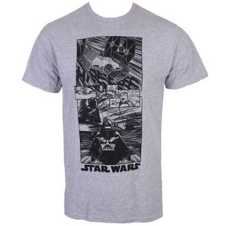 t-shirt film uomo Star Wars - New Hope Manga - LIVE NATION, LIVE NATION