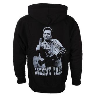 felpa con capuccio uomo Johnny Cash - FLIPPIN - LIVE NATION, LIVE NATION, Johnny Cash