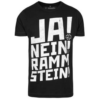 t-shirt metal uomo Rammstein - Ramm 4 - RAMMSTEIN - RS004