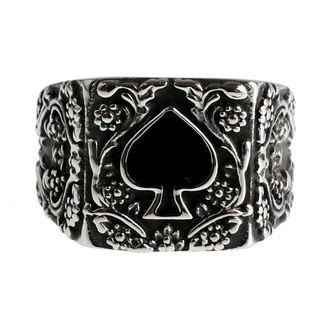 anello ETNOX - Ace of Spades, ETNOX
