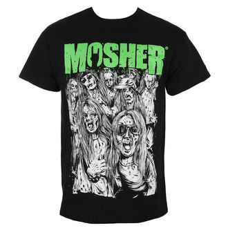 t-shirt metal uomo - The Moshin Dead - MOSHER, MOSHER