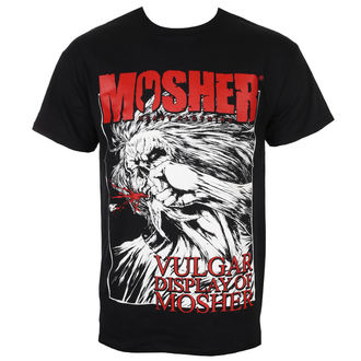 t-shirt metal uomo - Vulgar Display of Mosher - MOSHER, MOSHER