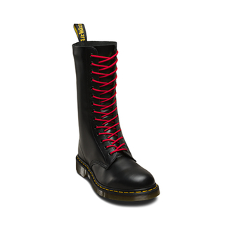 Lacci da scarpe Dr. Martens - 210cm (12-14x occhiello) - Rosso, Dr. Martens
