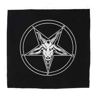 Grande toppa Baphomet - pentagram
