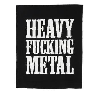 Grande toppa Heavy fucking metal