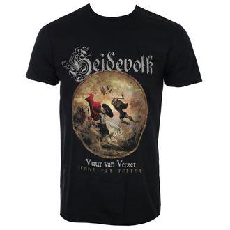 t-shirt metal uomo Heidevolk - Vuur Van Verzet - NAPALM RECORDS, NAPALM RECORDS, Heidevolk