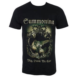 t-shirt metal uomo Summoning - With Doom We Come - NAPALM RECORDS, NAPALM RECORDS, Summoning