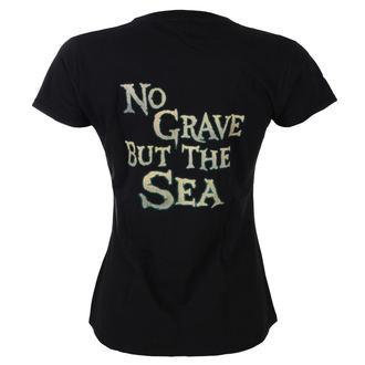 t-shirt metal donna Alestorm - No Grave But The Sea - NAPALM RECORDS, NAPALM RECORDS, Alestorm