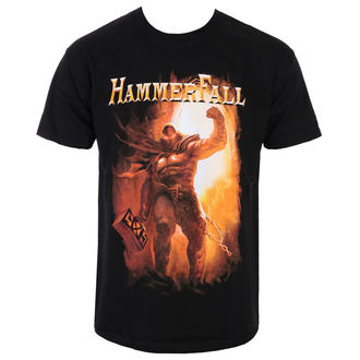t-shirt metal uomo Hammerfall - Hector - NAPALM RECORDS - TS_2966-1