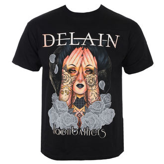 t-shirt metal uomo Delain - Moonbathers - NAPALM RECORDS, NAPALM RECORDS, Delain