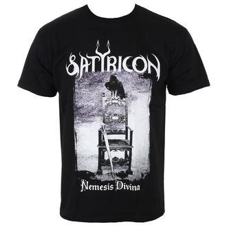 t-shirt metal uomo Satyricon - Nemesis Divina - NAPALM RECORDS, NAPALM RECORDS, Satyricon