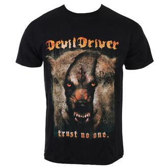 t-shirt metal uomo Devildriver - Trust No One - NAPALM RECORDS, NAPALM RECORDS, Devildriver