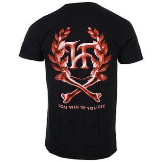 t-shirt metal uomo Hammerfall - Win Or Die - NAPALM RECORDS, NAPALM RECORDS, Hammerfall