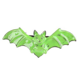 fermacapelli sourpuss - Bat - verde