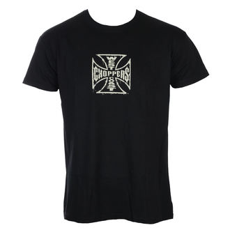 t-shirt uomo - CHOPPER DOG - West Coast Choppers, West Coast Choppers