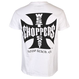 t-shirt uomo - OG CROSS - West Coast Choppers, West Coast Choppers