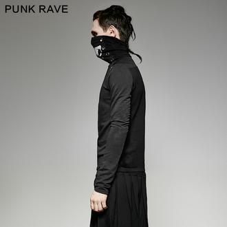 T-shirt gotica e punk uomo - Monster - PUNK RAVE, PUNK RAVE
