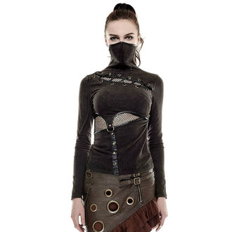 T-shirt gotica e punk donna - Catacomb - PUNK RAVE, PUNK RAVE