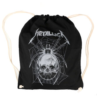 Borsa Metallica - Grey Spider Black, NNM, Metallica