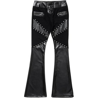 Pantaloni KILLSTAR - FREYA - NERO, KILLSTAR