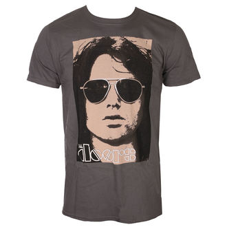 t-shirt metal uomo Doors - Summer Glare - ROCK OFF, ROCK OFF, Doors