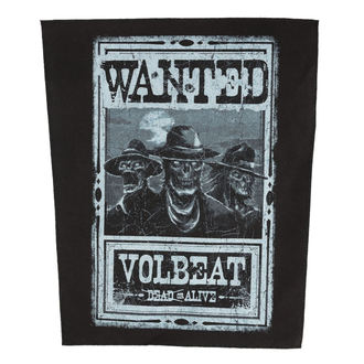 toppa VOLBEAT - WANTED - ROCK OFF, ROCK OFF, Volbeat
