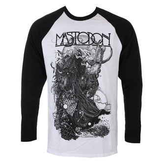 t-shirt metal uomo Mastodon - Hermit - ROCK OFF, ROCK OFF, Mastodon