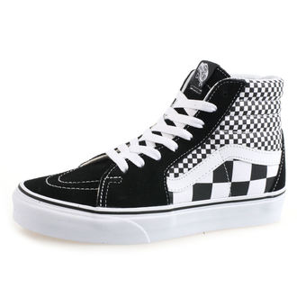 scarpe da ginnastica alte unisex - UA SK8-HI (MIX CHECKER) - VANS, VANS