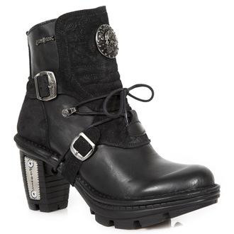 scarpe con il tacco donna - ITALI NEGRO, DRAMA ANTE NEGRO - NEW ROCK, NEW ROCK