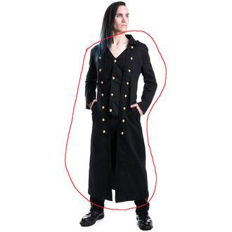 cappotto uomo VIXXSIN - Silent - Nero - DANNEGGIATO, VIXXSIN