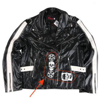 giacca primaverile / autunnale - Rock Jacket Lacrimas Profundere - ADERLASS, ADERLASS